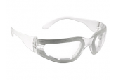 Radians Mirage MRSF111ID Small Foam Lined Safety Glasses