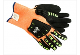 Joker® MX1135 Cut Level 5 Impact Oil Field Gloves, roughneck gloves, cut resistant impact gloves