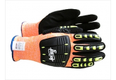 Joker Impact Gloves, MX1137 Cut Level 5 Winter Oil Field Gloves