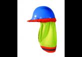 Occunomix OK-50057009 Hi Viz Hard Hat Sun Shade