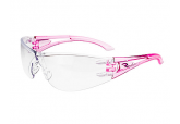 Radians Optima 06710ID Safety Glasses with Clear Lens