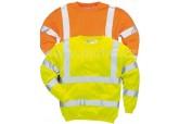 Hi Visibility Class 3 Sweatshirt