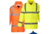 Portwest UH 440 Hi Visibility Rain Jacket