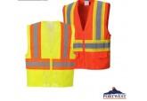 Class 2 Hi Contrast Safety Vest Portwest US371