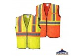 Class 2 Hi Visibility Contrast Safety Vests