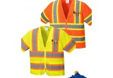 Class 3 Safety Vest with Sleeves, Augusta US383