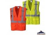 Maddog Class 2 Hi Viz Safety Vest