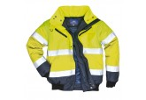 Portwest UC465 Hi Viz Yellow Bomber Jacket