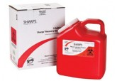 1 gallon Sharps needle recovery
