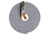 3M Rope Life Line with Snap Hook, 20 ft 1202733