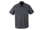 Industrial Work Shirts Wholesale Uniform Shirts, Charcoal Grey