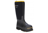 Dryshod Steel Toe Protective Work Boots STT-UH-BK