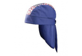 Occunomix TD201 Tuff and Dry Stars and Stripes Cooling Cap