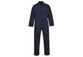 UBIZ1 Portwest Navy Blue Flame Resistant Coveralls 9.5 oz, FREE SHIPPING