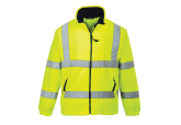 Portwest UF300 Hi Visibility Mesh Lined Fleece Jacket