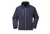 Portwest UF401 Navy Blue Heavyweight 12 oz Fleece Jacket