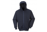UFR81 - FR Zipper Front Hooded Sweatshirt