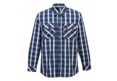 Portwest UFR97 - Bizflame 88/12 FR Plaid Shirt