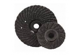"ZEC 7"" Litex 12 Grit Silicon Carbide Disc ( Plastic Backing )"