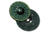 "ZEC 7"" Litex 16 Grit Silicon Carbide Grinding Disc"
