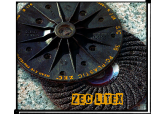 ZEC Litex 12 Grit HD Aluminum Oxide Disc ( Plastic Backing )