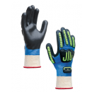 Oil Resistant Impact Gloves
