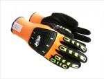 Cut Level 5 Oil Field Impact Gloves