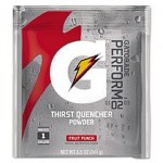 Gatorade Powder plus H20 to Improve Performance