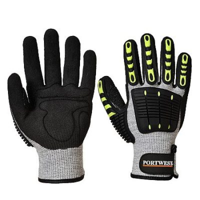 Portwest A722 Impact Glove with Cut Protection