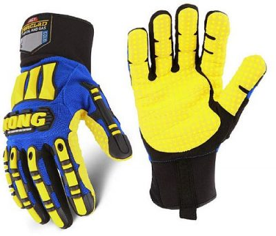 Kong Cold Weather Oil Rig Gloves