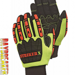 Winter Impact Gloves, Waterproof Impact Gloves