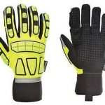 Portwest A725 Winter Impact Gloves