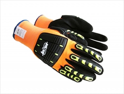 Impact Gloves with Cut Protection