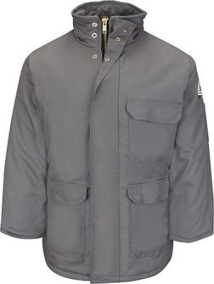 Winter oilfield clothing