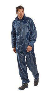 Rain suit for work